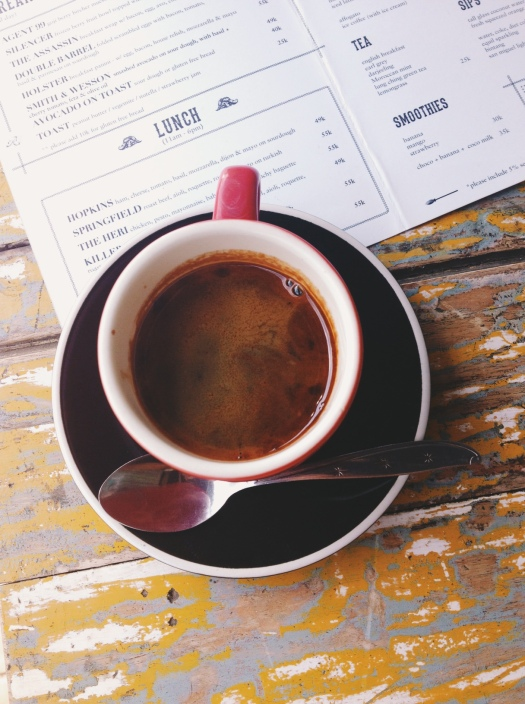 Revolver Espresso