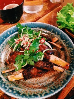 Mekong Whiskey Sticky Ribs