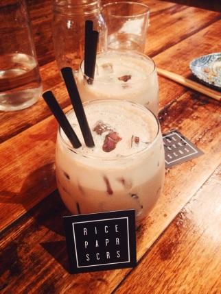 Vietnamese Espresso Martini