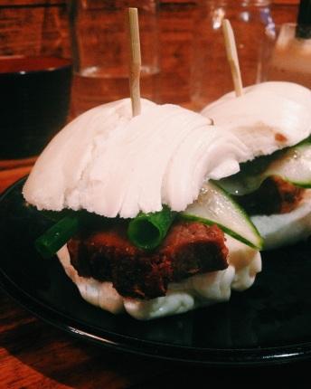 Pork Belly Banh Bao