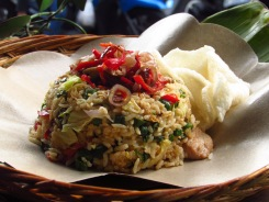Nasi Goreng Ayam Sambal Matah