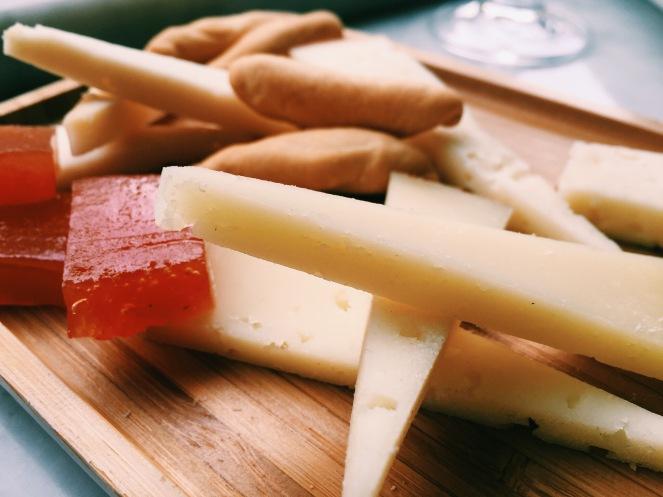 Mixed Cheeses