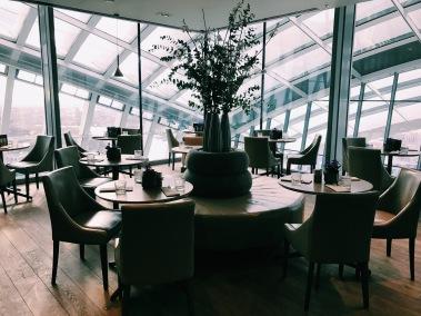 Darwin Brasserie, Sky Garden