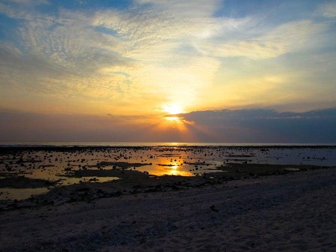 Gili Trawangan Sunset