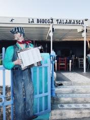 La Bodega Talamanca