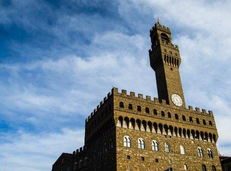 Florence Palazzo Vecchio