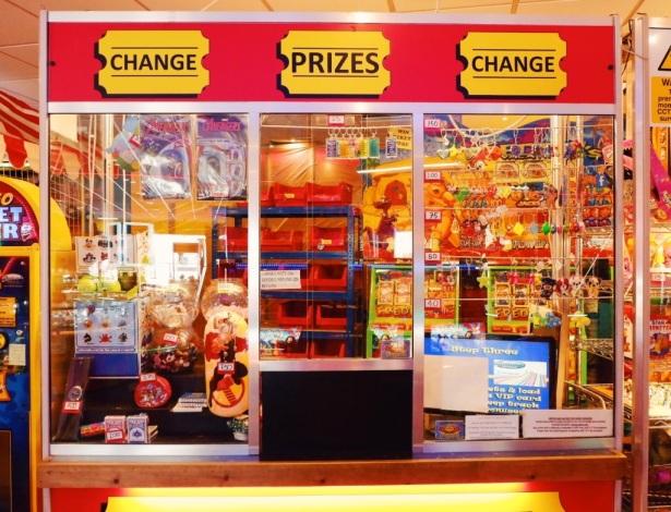 Margate Arcade