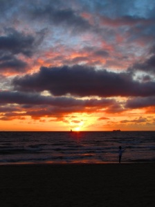 Melbourne Travel Guide, St Kilda Sunset