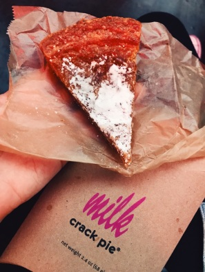 Milk Bar's Crack Pie